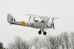 Tiger Moth Flight
