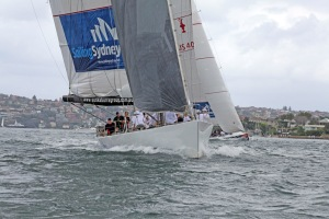 sailing Americas Cup