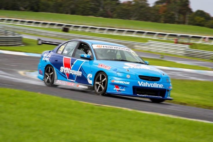 V8 Racing Car